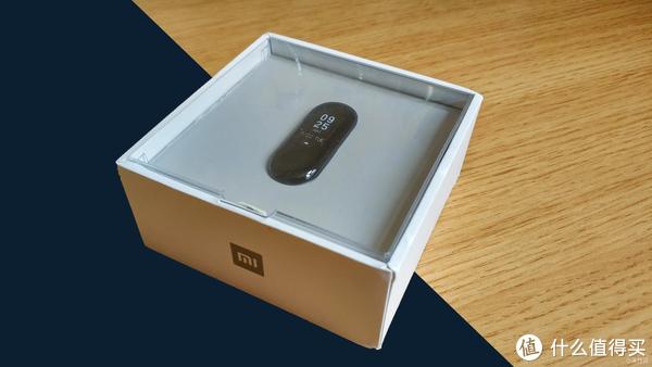小米手环3开箱图
