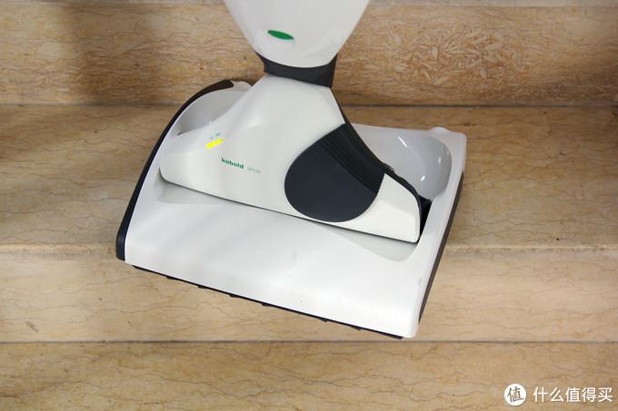 大户型的福音:百图详解vorwerk福维克VK200+SP530二合一硬地清洁机