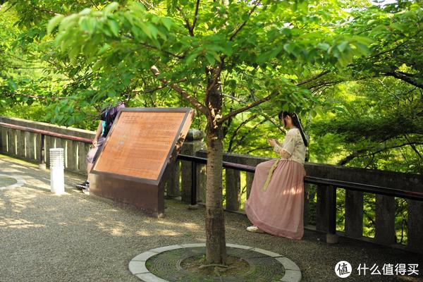在京都遇见过几次穿唐装汉服的妹子,还有穿棒子服的棒子~