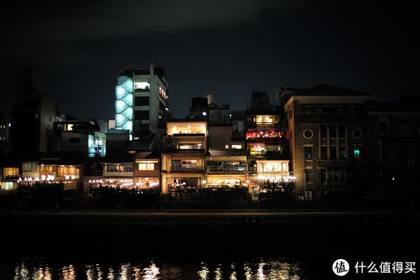 鸭川夜景!