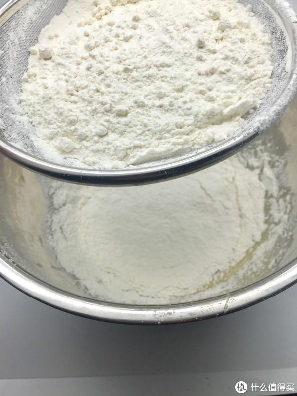 小白的烘焙之路—小试蔓越莓饼干