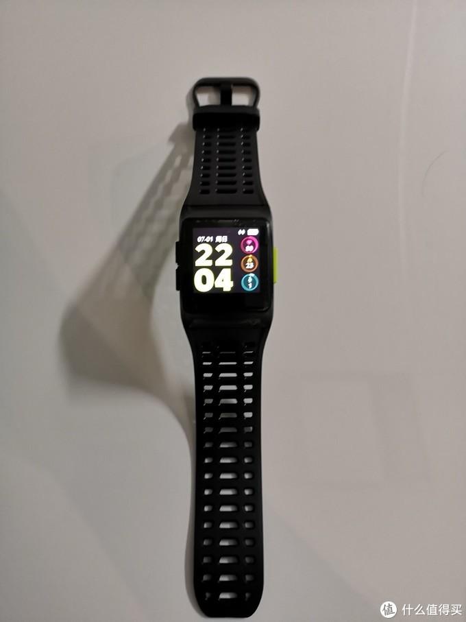 运动手表的局限性正被科技的发展逐渐打破-埃微能量运动手表p1体验报告