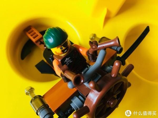 收集乐高人仔以及初试水玩家的好选择—LEGO 拼砌包30421 晒物