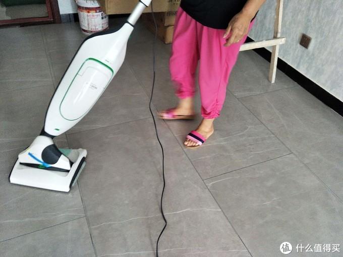 实用的家庭清洁好帮手,福维克KoboldVK200+SP530二合一硬地清洁机初体验
