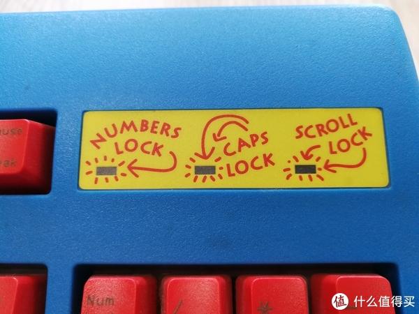 古董键盘——KEY TRONIC 彩色键盘开箱