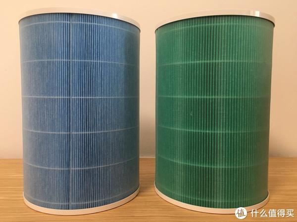 小米空气净化器2和除甲醛增强版滤芯开箱