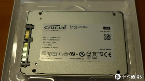 联想480G固态开箱拆解测评——1元1G怎么选