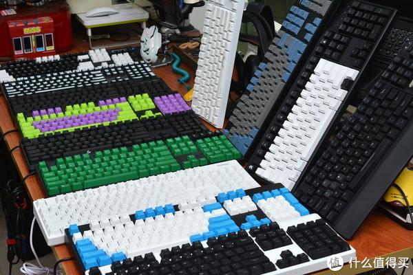 差一点能上CHERRY超薄新轴—被低估的富勒 G87 红轴 机械键盘使用感受