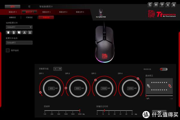 TT IRIS RGB鼠标评测:老牌外设厂商的性价比之作