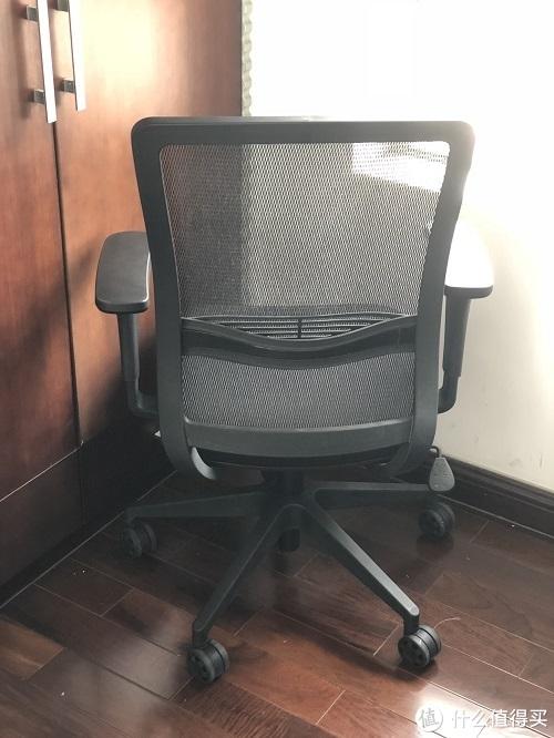 500以内能买到什么电脑椅?——唯美特L2使用体验