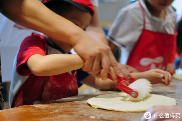 第一次参加分舵活动—亲子披萨DIY活动记录