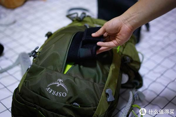 穿梭于山林,行走于城市 ——Osprey Stratos云层34L亲测