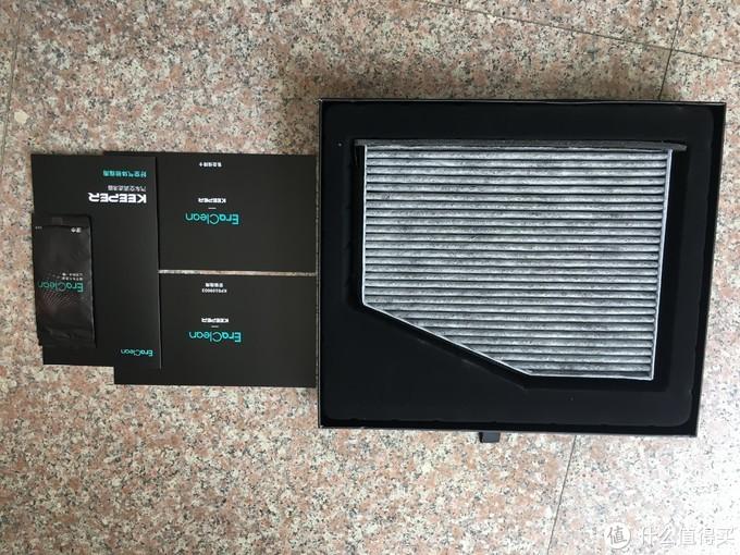 轻度测评 EraClean Keeper 汽车空调滤清器