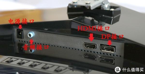 接口不多,仅有HDMI和DP接口,这两种接口确实比较适合21:9显示器,毕竟21:9显示器分辨率基本上都是2k,老旧的DVI要换成那种高端点的DVI才可以支持。