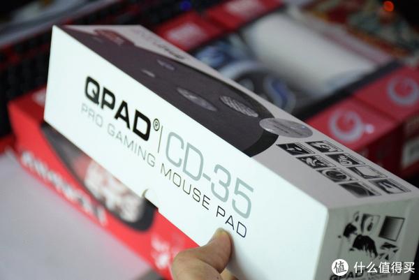 老物新谈,致敬经典  鼠标垫的一个高峰 QPAD CT抢购入手