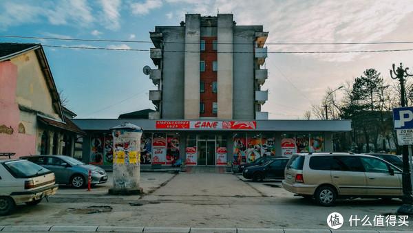 中国老板开的超市