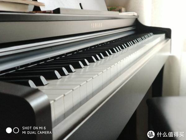 家有小琴童的雅马哈CLP625电钢琴开箱~~~