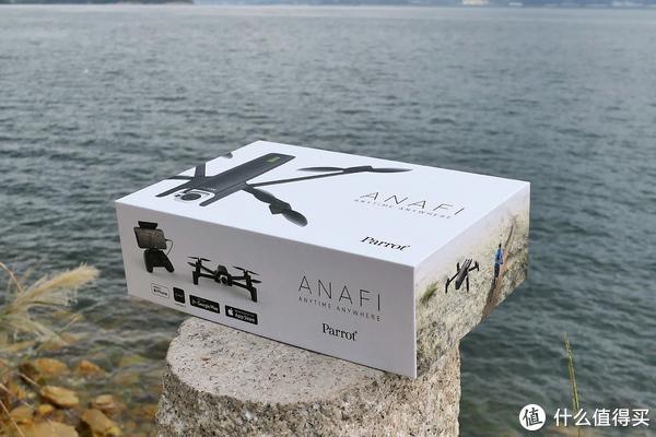 ANAFI 包装盒