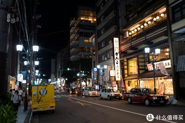 京都晚上还是热闹的,但是没有大阪那么脏乱差。。。