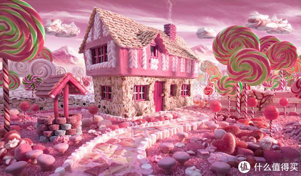 欢迎来到糖果王国