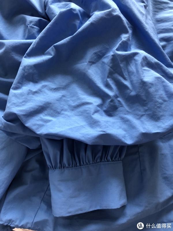 真的可以这么穿吗?ZARA 宽袖衬衫晒单