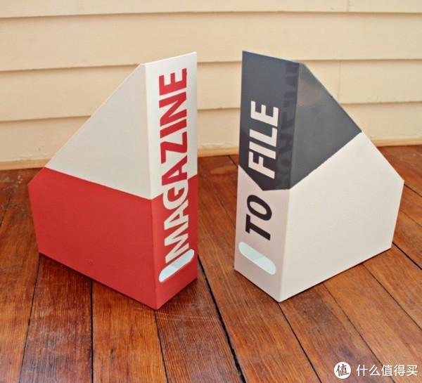 """这些好看又实用的收纳利器,都是""""不务正业""""的杂志盒改造的!"""