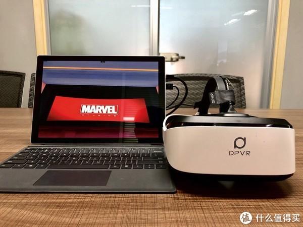 VR+ 篇一:什么?!Surface能跑动VR了?大朋E3 巨幕影院×Surface测评