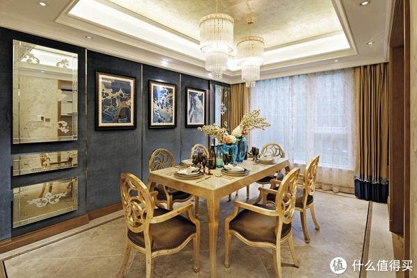 装修设计 篇五:装修设计丨二居室新古典风如何搭配,新古典风装修设计赏析