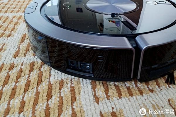 扫拖一体清洁更彻底——ILIFE X800扫地机器人评测
