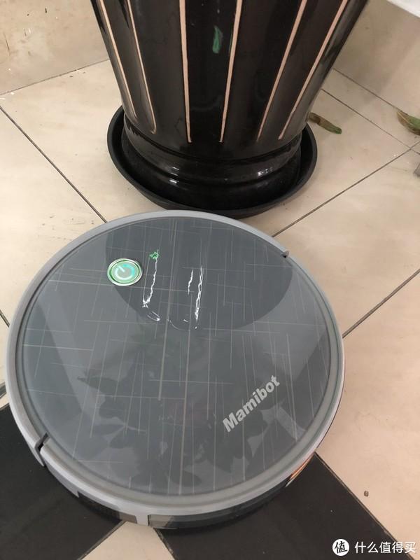 扫地机器人好不好用,美国Mamibot EXVAC扫地机器人实用测评