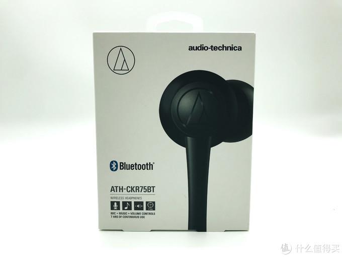 千元无线音质担当:Audio-Technica 铁三角 ATH-CKR75BT 蓝牙耳机 使用感受