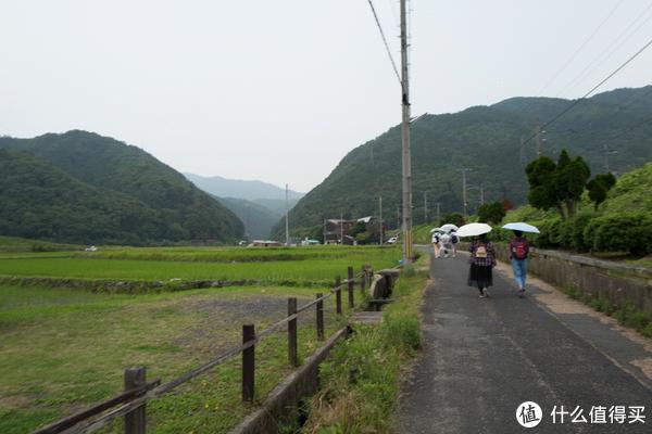 前面就是嵯峨野的车站