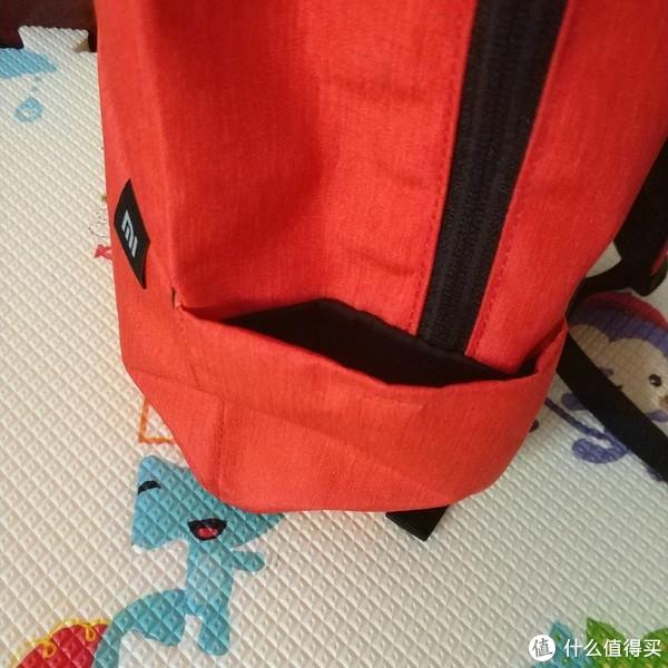 米粉又添新包—小米炫彩小背包晒单