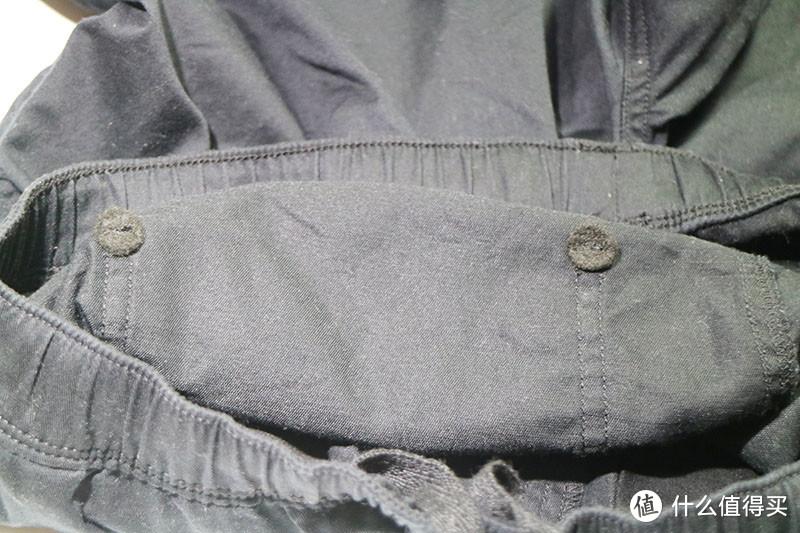 脱穿神速的UNIQLO 优衣库 快感弹力松紧短裤开箱