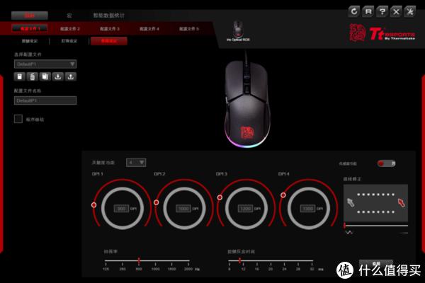 入门级小家伙——TT IRIS游戏鼠标评测