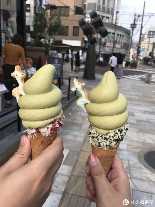 便便主题(划掉)小鹿主题的冰淇淋