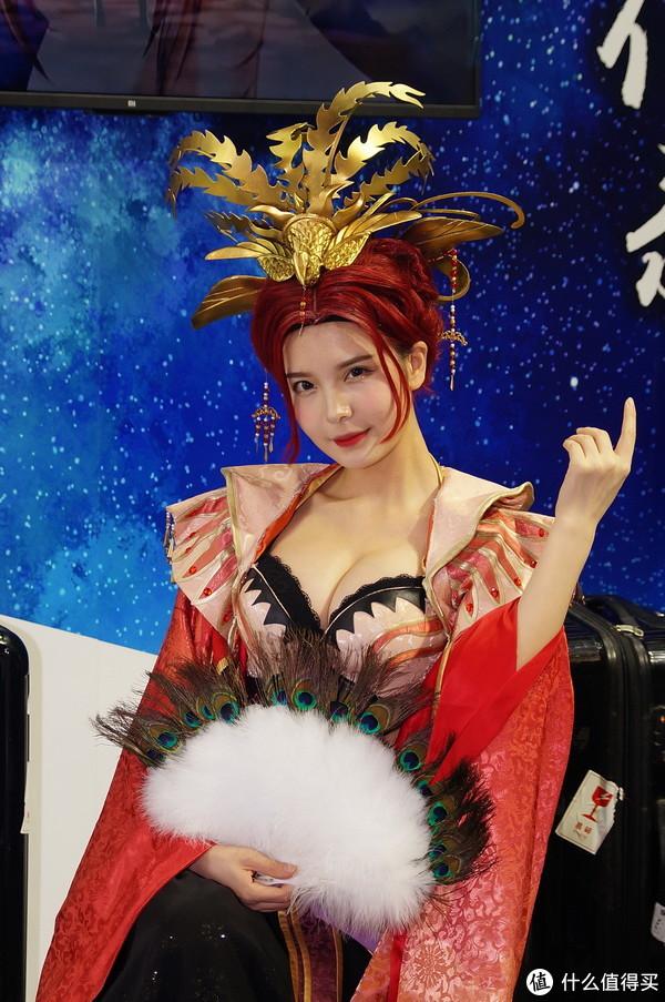 中国国际动漫游戏博览会 2018——除了小姐姐们还有什么??Part-2