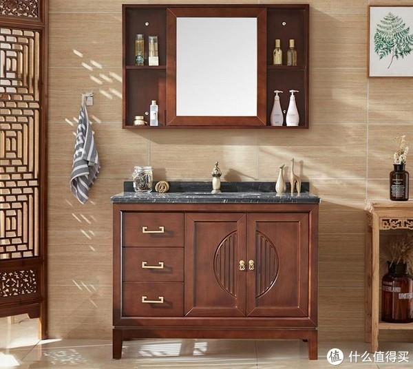 网购浴室柜如何选,其中的门道原来这么多