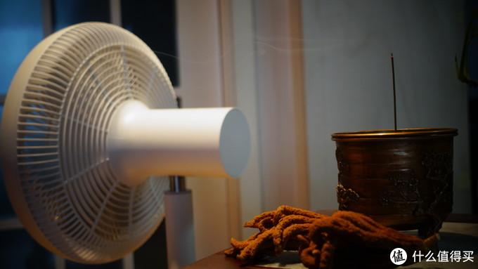 轻柔宁静之风:智米自然风风扇开箱体验