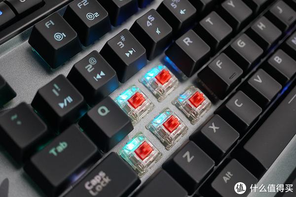 DAREU 达尔优 EK855 CHERRY RGB机械键盘 体验