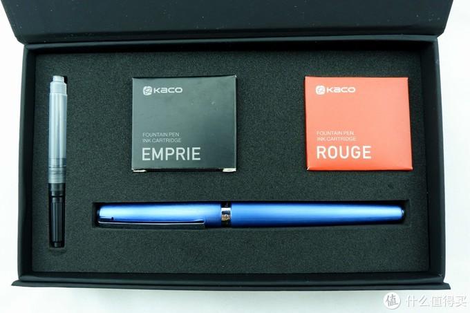 让人用得顺手,写的舒畅的EDC——KACO BALANCE博雅钢笔+ PURE书源中性笔