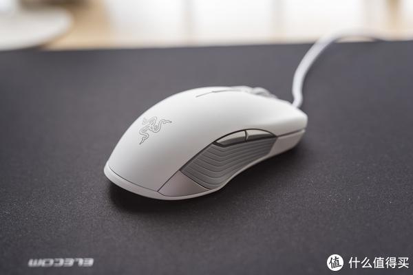 漂亮的白色鼠标 Razer锐蝮蛇竞技版体验