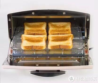 不用预热,颜值在线,居家小烤箱