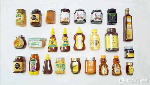 测了25款蜂蜜,发现了好蜂蜜都长这样!