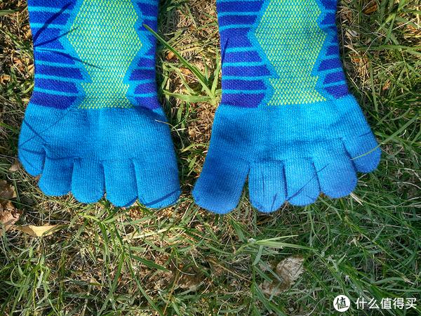 更舒适的奔跑—InjinjiUltra Run五趾袜评测
