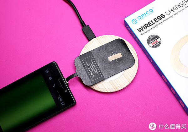 充电就是要自由—ORICO 奥睿科 无线充电器体验