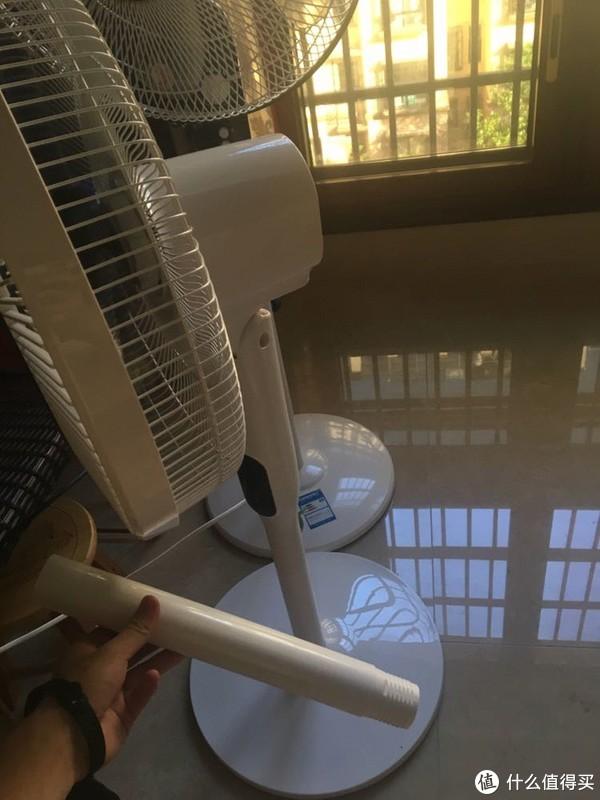 更贵不一定更好,美的双层十叶变频风扇sdb40cr开箱
