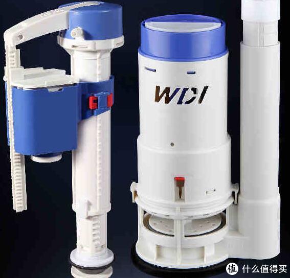 WDI常见水件