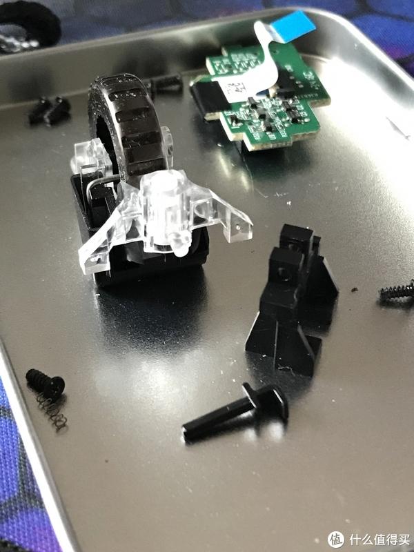 都是为了手感——罗技G502鼠标更换微动