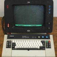 IBM 3278,Beam spring轴键盘细节图片(按键|指示灯|防滑垫|脚撑|键帽)